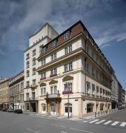 Palác Dlouhá představuje kompletně zařízený vzorový byt