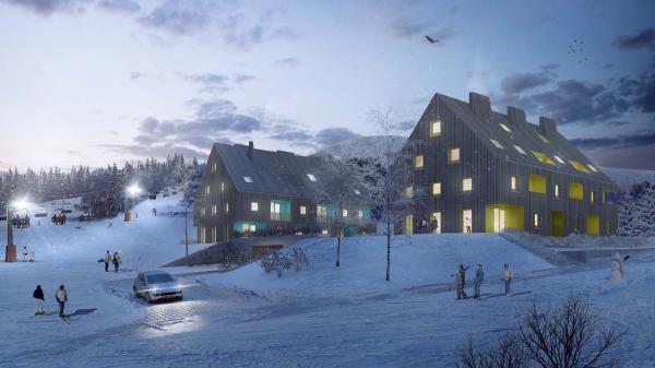 Horské apartmány Filipovice - prodej zahájen