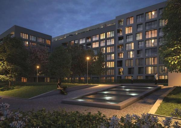 Nabídku nového bydlení v pražském Karlíně počátkem léta rozšířila druhá etapa projektu Port Karolina