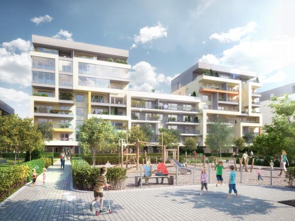 Developerská společnost Horizon Holding spustila prodej bytů z další etapy Rezidence Modřanka