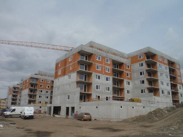 Tulipa City - rezervace bytů z další etapy již probíhá