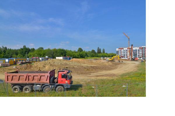 Výstavba Holandské čtvrti pokračuje čtvrtou etapou