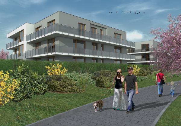 Již koncem léta se v Jinočanech u Prahy rozběhne výstavba dalšího bytového domu