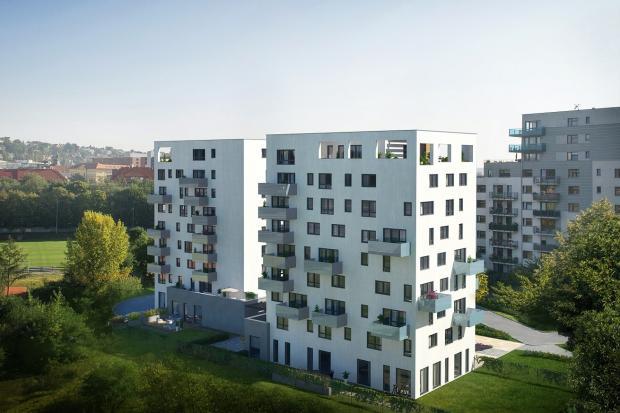 Společnost CRESCON zahájila prodej bytů v projektu Duo Rokytka