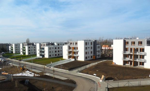 Developerská společnost YIT zkolaudovala projekt Koivu Zličín