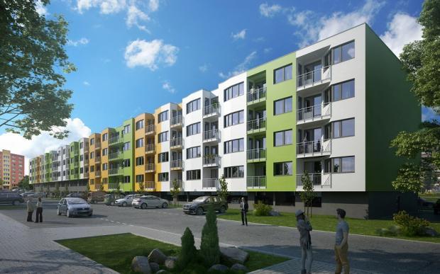 Element Letňany nabízí nové byty v pražských Letňanech