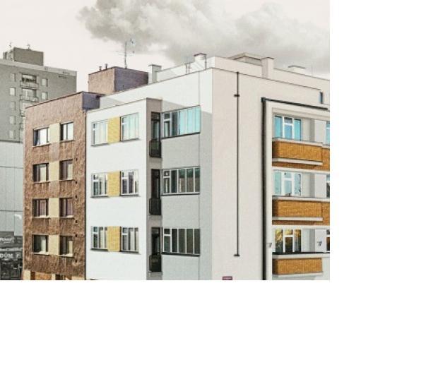 Nové bydlení s výhledem do parku