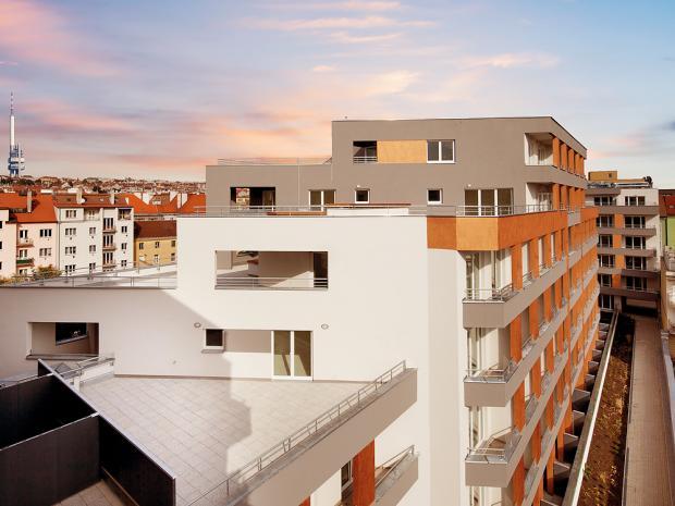 Rezidence Petrohradská uvádí: Nové byty v Praze 10