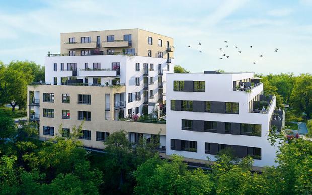 Developer CENTRAL GROUP spustil prodej bytů Nad Prokopským údolím