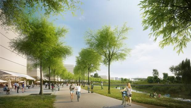 V polovině května se veřejnosti představí projekt Rohan City