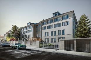V pražské Hradešínské ulici bude stát nová rezidence