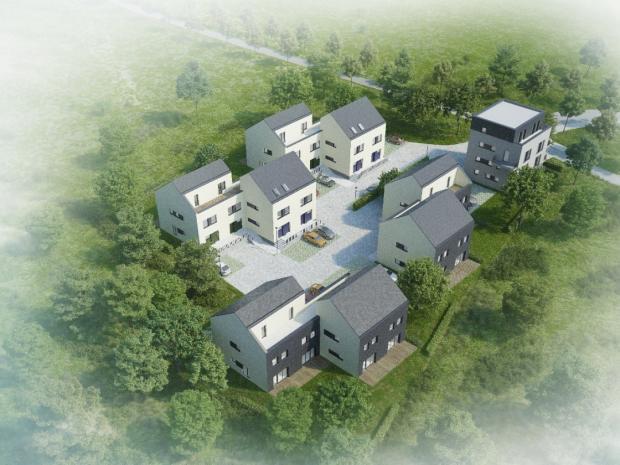 V Rožnově vzniká Eden se stovkou nových bytů