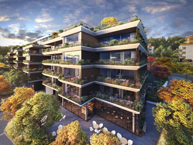 Rezidenční projekt Sakura stanul mezi šestnácti nejlepšími stavbami světa