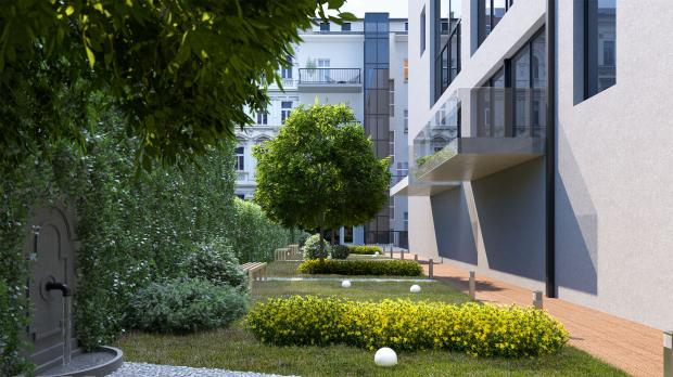 Rezidence White Garden směřuje ke kolaudaci