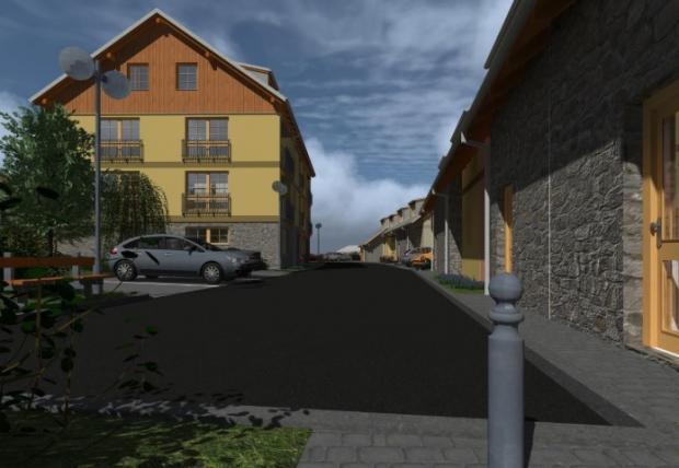 Kašperské Hory nabízejí nové byty a domy vhodné jak k rekreaci, tak pro bydlení