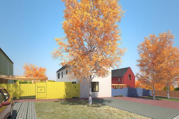 Arcona Capital spouští prodej dalších rodinných domů v projektu Bydlení Úvaly