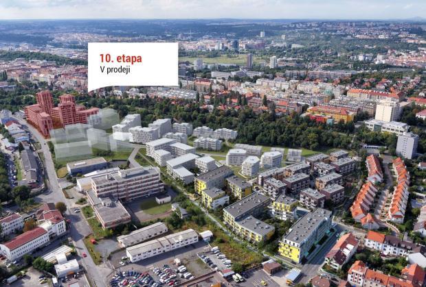 Projekt Byty Na Vackově vstoupil do další etapy