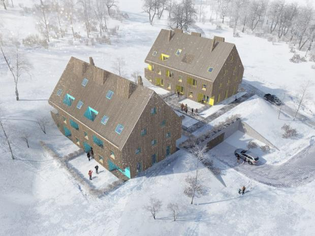 Filipovice se rozrůstají o nové horské apartmány