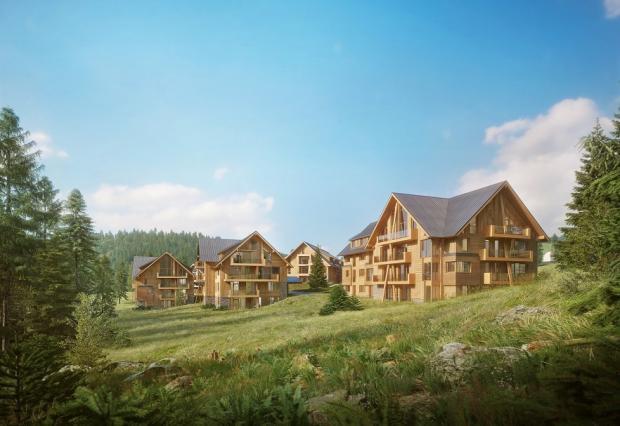 Aldrov Apartments and Resort - příležitost nejenom pro zanícené sportovce