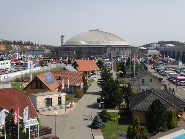 Národní stavební centrum v Brně je po celý rok plné inspirace