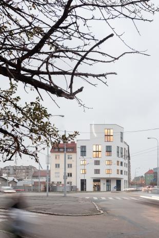 Developerská a stavební skupina T.E v centru Brna dokončila projekt Milhouse