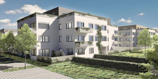 Nové bydlení v sousedství Prahy nabízí společnost Abbey v projektu Višňovka