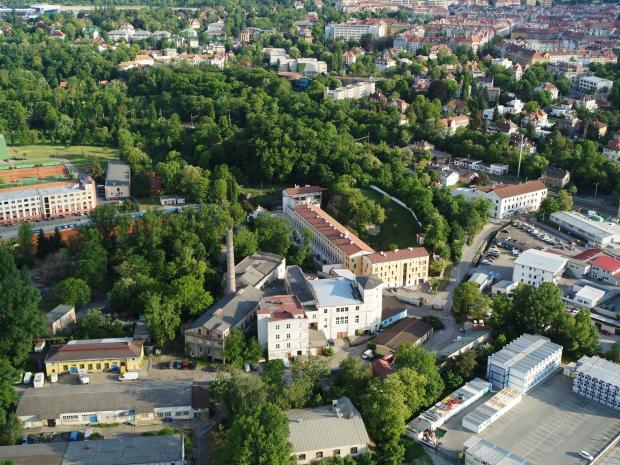 Bývalé papírny čeká proměna v moderní městskou čtvrť