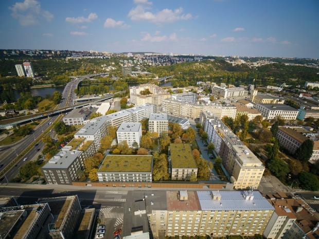 Další část pražských Holešovic čeká proměna