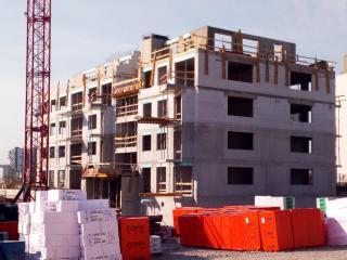 Výstavba třetí etapy Ecocity Malešice dospěla do fáze hrubé stavby. A je již téměř vyprodána