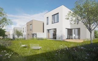 Projekt Modřanský Háj vstoupil do závěrečné fáze výstavby