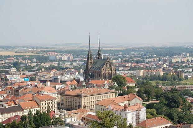 Pojďte bydlet do Brna – cena bytů je zde poloviční než v Praze