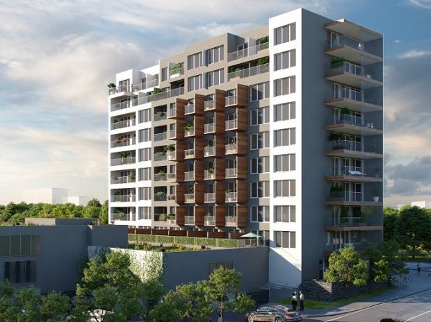 V Praze 4 vyroste jedinečná budova s moderními byty