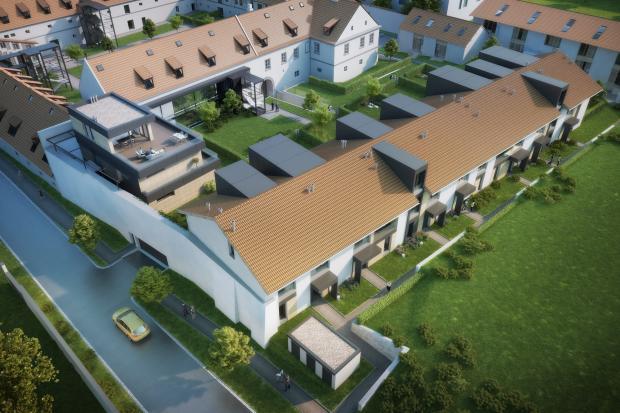 V Invest dokončil hrubou stavbu 1. fáze projektu Jinonický dvůr