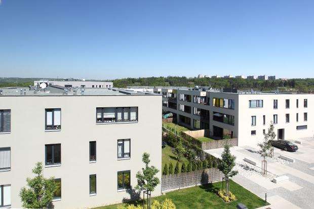V Modřanském Háji jsou zkolaudovány další čtyři bytové domy
