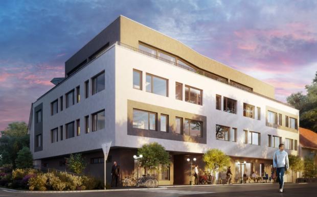 GARTAL odstartoval prodej bytů z projektu Park Corner