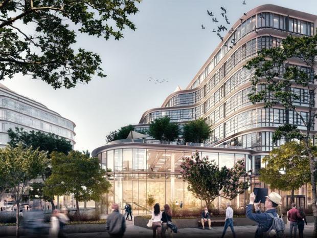 Crestyl zahájil stavbu nové pražské čtvrti Hagibor v sousedství stanice metra Želivského