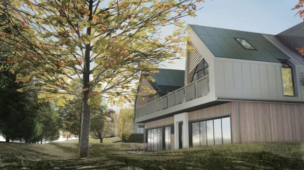 Studenti představí vize první městské čtvrti, která vyrobí více než polovinu elektřiny pro své obyvatele