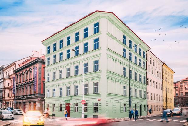 Sigma Plaza – nově rekonstruovaný komplex historických budov v centru Prahy