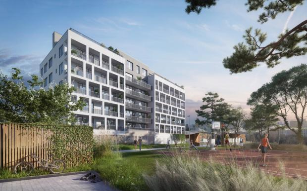 Finep a jeho nová rezidenční lokalita v Praze 6