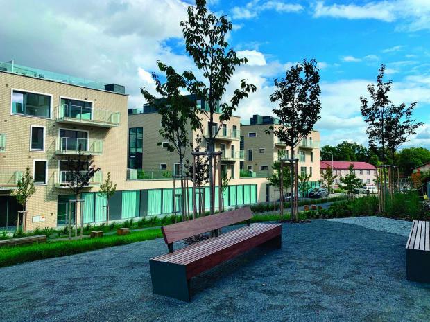 Prémiový rezidenční projekt Vitality Rezidence je úspěšně zkolaudován a bytové jednotky jsou připravené k předání klientům