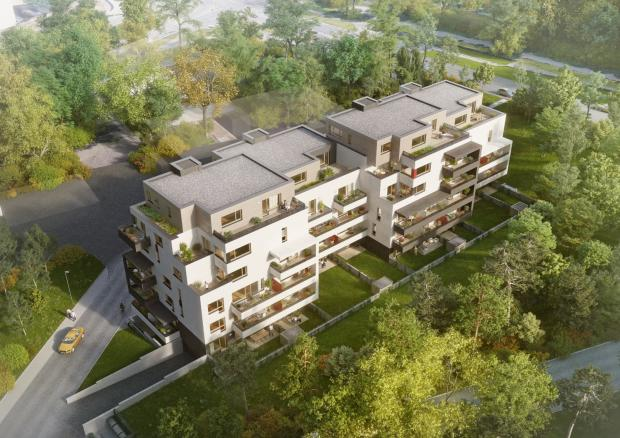 V Modřanech začíná stavba projektu Rezidence Písková