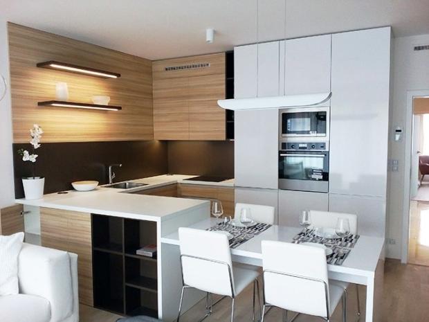 Až pětina nových bytů se prodá již kompletně zařízená