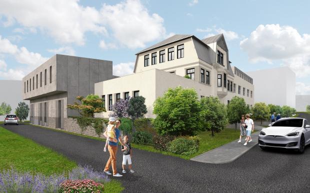 Stará továrna ve Vrchlabí se změní na originální bydlení