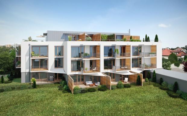 Rezidence Stříbrná zahrada nabízí originální bydlení a skvělou dostupnost