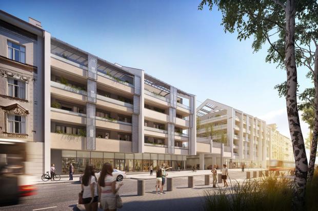 Nové bydlení v Nuslích bude již během zimy