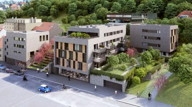 Geosan Development zahajuje prodej bytů ve druhé fázi Rezidence Neklanka