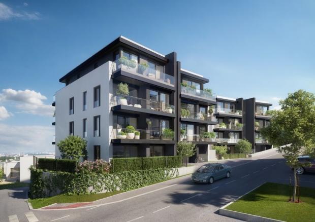 top' rezidence Pomezí nabízí nové byty a rodinné řadové domy z druhé etapy