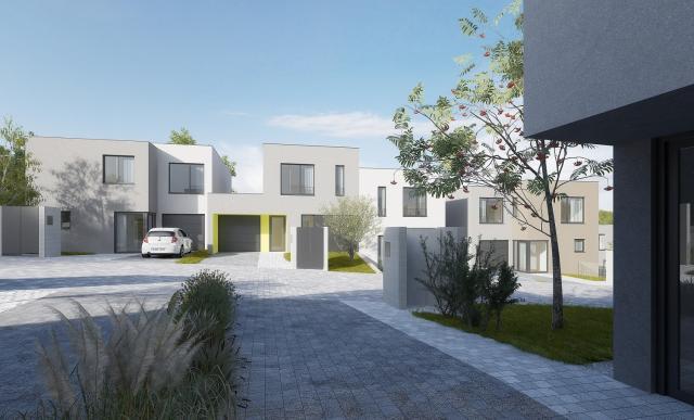 V Modřanském Háji je zkolaudováno dalších 22 domů