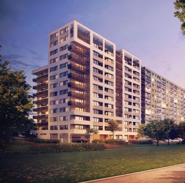JRD představuje nový rezidenční projekt Vital Kamýk