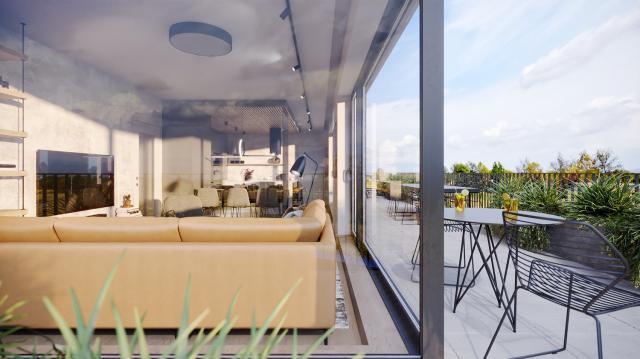 Luxent zahájil prodej bytů v Rezidenci Nad Černými lesy